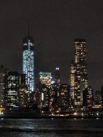 Crucero por la tarde a la Estatua de la Libertad - WTC