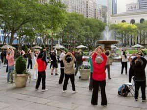 Tai Chi gratis en Nueva York