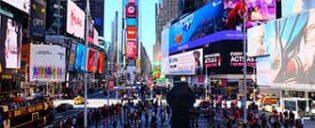 Nueva York en una semana - Times Square