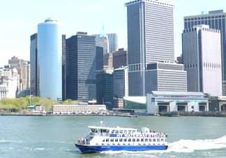 Barcos públicos de Nueva York