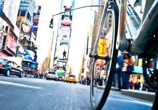 Bicicleta por Nueva York