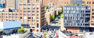 El Barrio de Chelsea en Manhattan, Nueva York