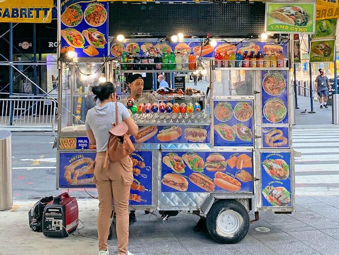 Hot Dogs  Ef Bf Bd New York