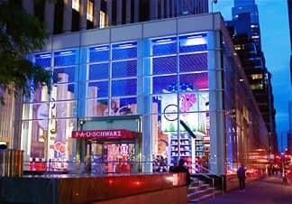 La tienda de juguetes Fao Schwarz de Manhattan