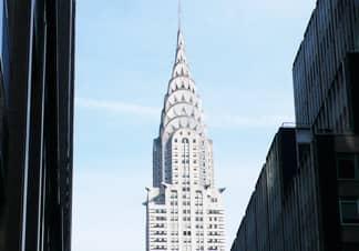 El Edificio Chrysler De Nueva York Nuevayork Es