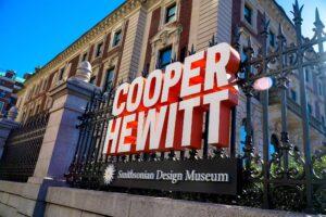 Museo Cooper Hewitt en Nueva York