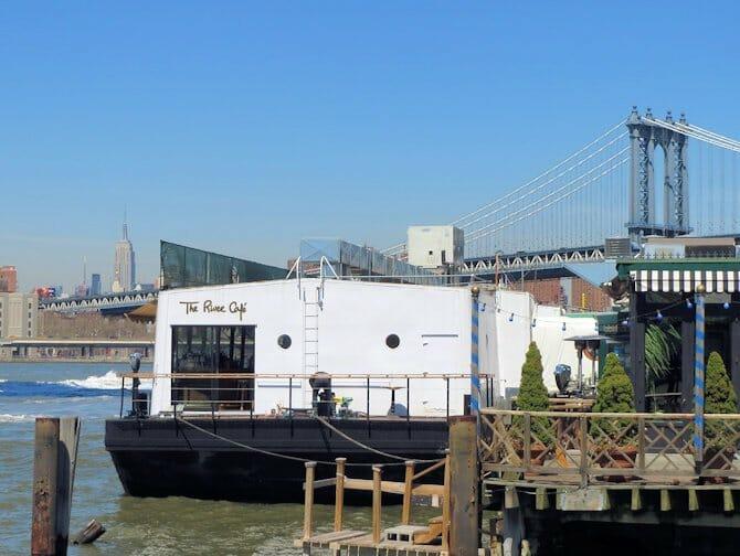 El restaurante the river caf de brooklyn nueva york el for Bar americano nyc