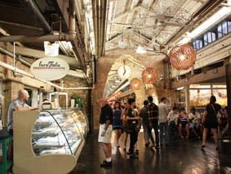 Mercados en NYC - Chelsea Market