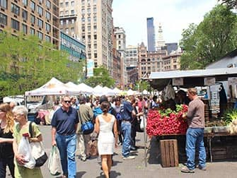 Mercados en NYC - Union Square Greenmarket