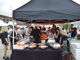 Mercados en Nueva York - Smorgasburg