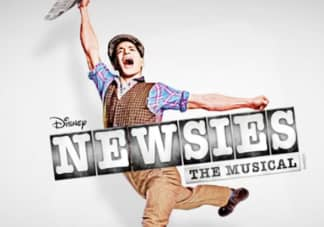 Musical Newsies en Nueva York