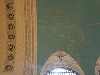 Grand Central Terminal - Cielo astronómico