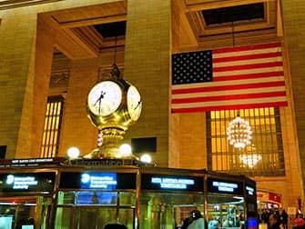 Grand Central Terminal - Reloj