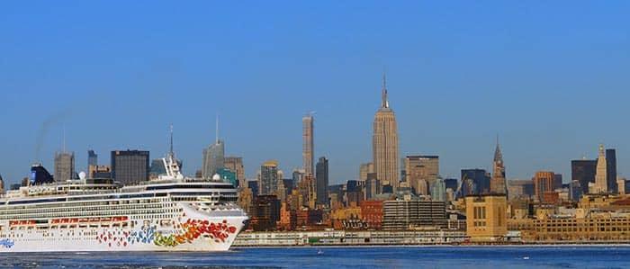 Transporte entre Manhattan y los puertos en Nueva York