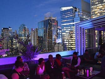 Bar rooftop en Nueva York - Skyroom