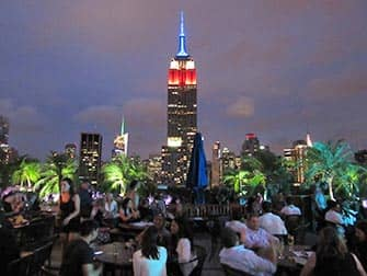 Bares rooftop en Nueva York - 230 Fifth y Empire State