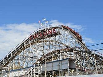 Coney Island en New York - Cyclone