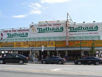 Coney Island en New York - Nathans