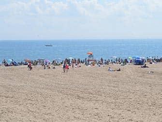 Coney Island en New York - playa