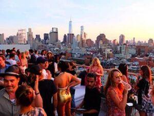 Los Mejores Rooftop Bars En Nueva York Nuevayork Es