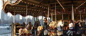Janes Carousel en Brooklyn