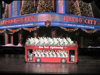 Tickets para Radio City Christmas Spectacular - Bus