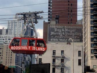 Roosevelt Island Tram en Nueva York - Upper East Side