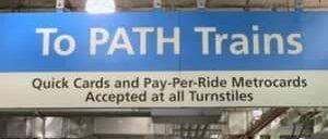 Trenes PATH desde New Jersey a Manhattan