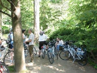 Central Park en NYC - pedaleando por el parque