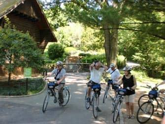Central Park en NYC - tour en bici