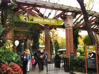 Central Park en NYC - zoo