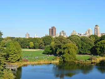 Central Park en Nueva York - Great Lawn