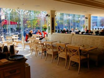 Central Park en Nueva York - Restaurante Tavern on the Green
