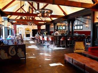 Central Park en Nueva York - Tavern on the Green Bar