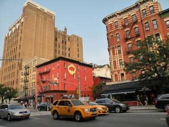 East Village en NYC - 2nd Avenue