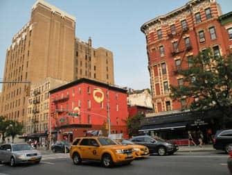 East Village en NYC - 2nd Avenue