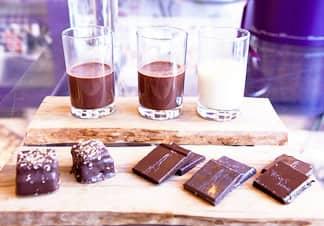 mejores tiendas de chocolate de Nueva York