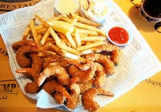 El restaurante de Forrest Gump: Bubba Gump