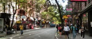 Greenwich Village en Nueva York