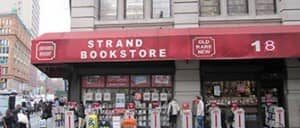 The Strand Book Store en Nueva York