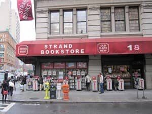 The Strand Book Store en Nueva York