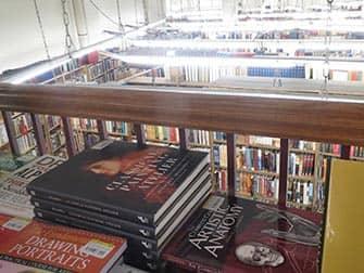 The Strand Bookstore en NYC - libros