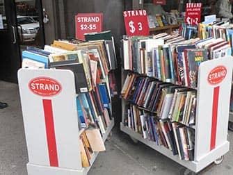 The Strand Bookstore en NYC - ofertas en libros