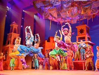 Tickets para Aladdin en Broadway - Arabian Nights