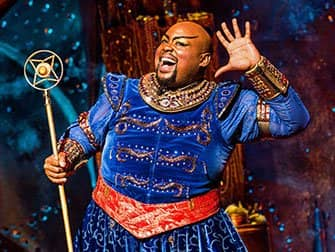 Tickets para Aladdin en Broadway - Genie