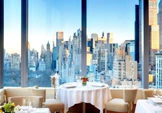hoteles lujo nueva york