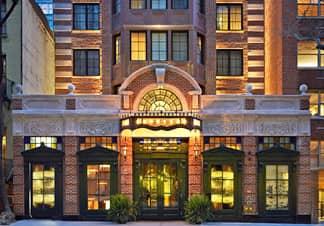 Hoteles con encanto en Greenwich Village
