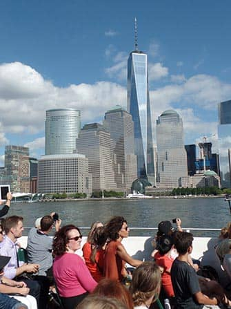Circle Line Crucero a la Estatua de la Libertad - Freedom Tower
