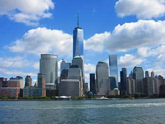 Circle Line crucero Best of NYC - 1WTC