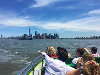 Circle Line The Beast en Nueva York - Skyline